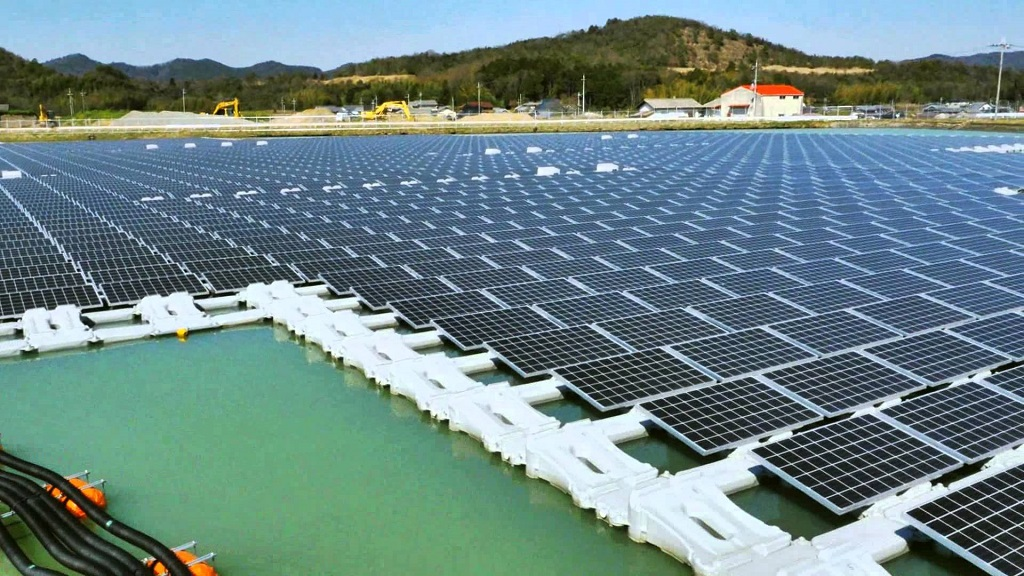 China Has Built A Huge Floating Solar Farm Five Lessons For Africa
