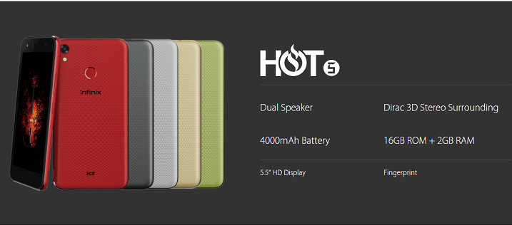 Infinix Hot 5: Specs, Price, Pros And Cons - To Buy or Not